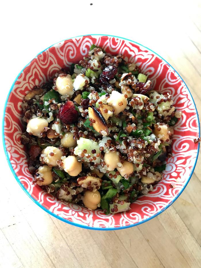 Cornucopia Quinoa Salad MELISSA HORNUNG