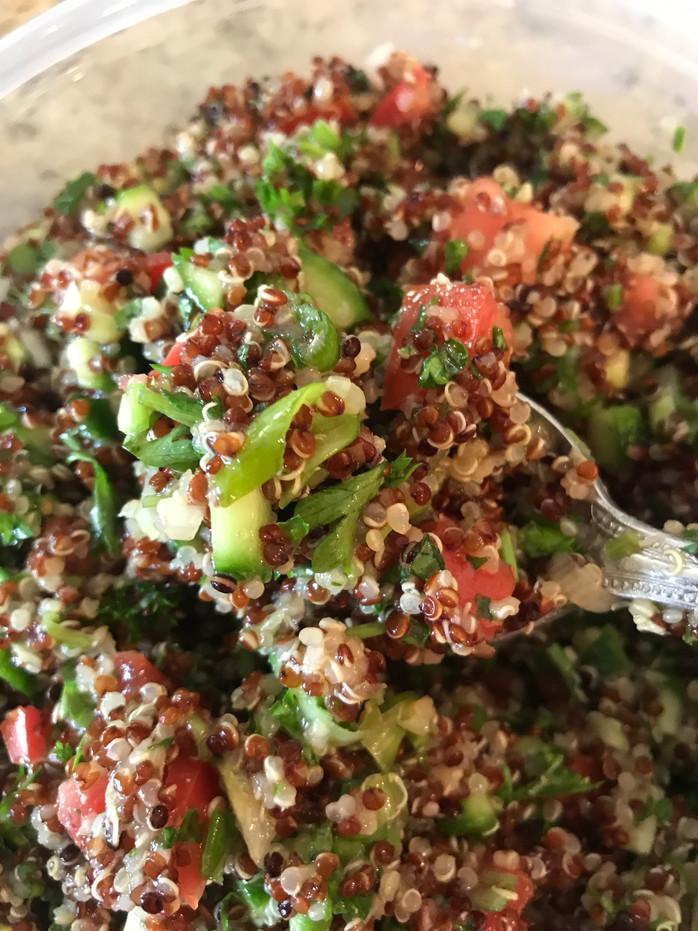 Quinoa MediterraneanTabouli MELISSA HORNUNG