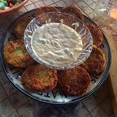 Fried green tomatoes of course.