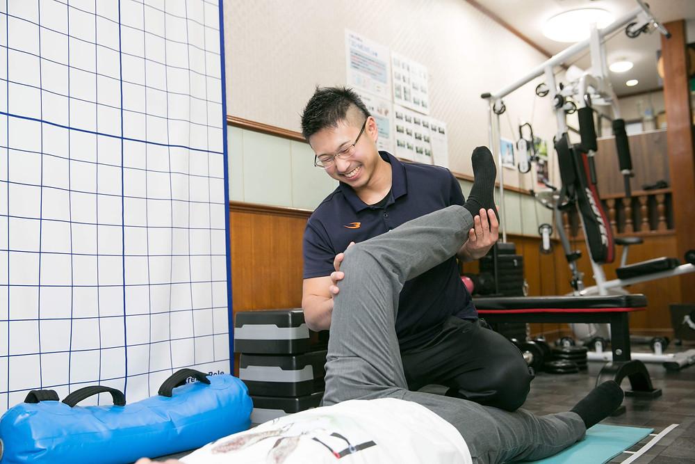 蘇我|整体院Various|スポーツ整体|リハビリ|トレーニング