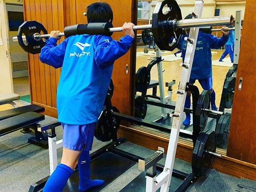 【サッカー トレーナー】パーソナルトレーニング