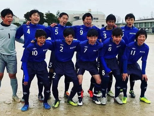 【高校サッカー新人戦1回戦突破!】