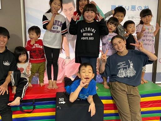 【ダンススクール】千葉市中央区 蘇我 ダンス教室 日曜日午前に開催!保育士の資格を持ったダンスインストラクター