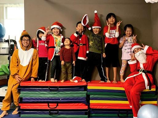 【スポーツ・ダンススクール イブイブイブクリスマス☆】千葉市中央区 蘇我 体操教室 ダンス教室