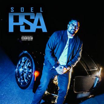 """Soel """"PSA"""" Cover Art"""