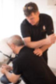 Ian Green Chair Massage