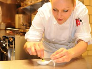 Chef's Spotlight: Jessica Bauer, Executive Chef, Bistro 19 & Altius