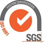 Certifikačná značka SGS_ISO 9001_TCL_HR.