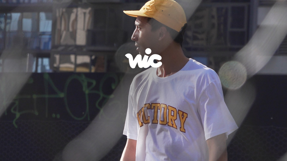 VIC APPAREL // WINTER 19 // JUSTICE REID
