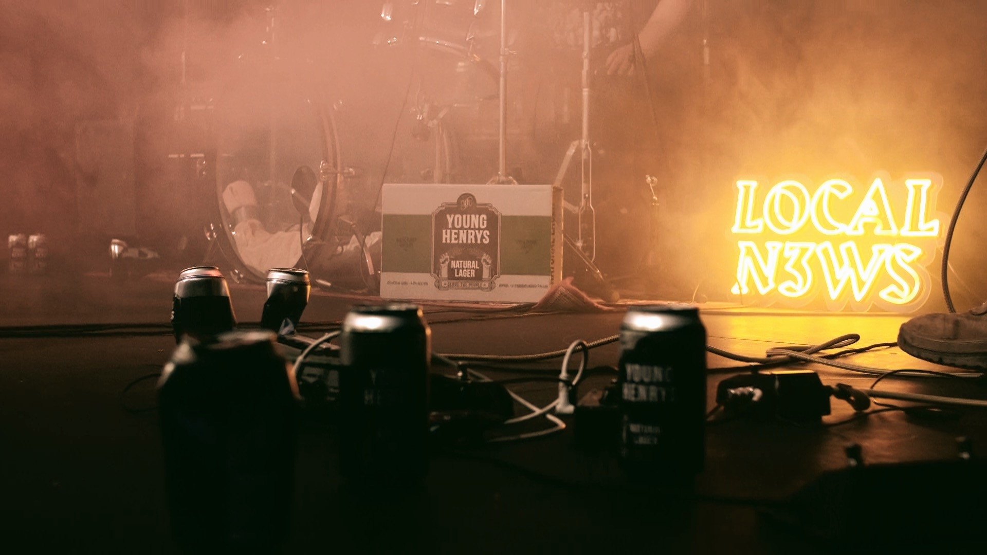 LOCAL N3WS LIVE - EPISODE ONE - APCO