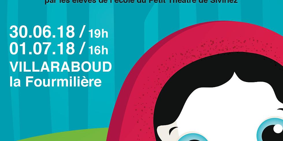 MICMAC DANS LES CONTES  par Le Petit Théâtre de Siviriez