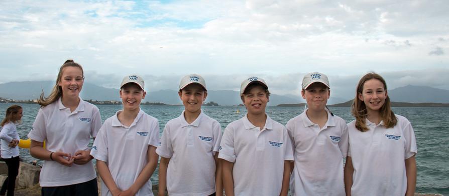 2018 New Caledonia Optimist Championship