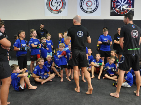 "Our Strike MMA ""WHY"" Blog"
