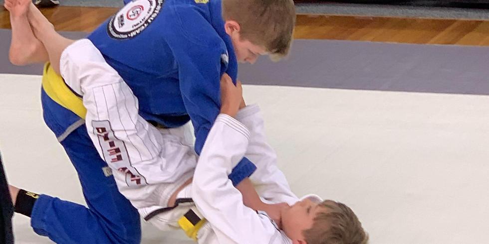 Teens Beginner Brazilian Jiu Jitsu Program