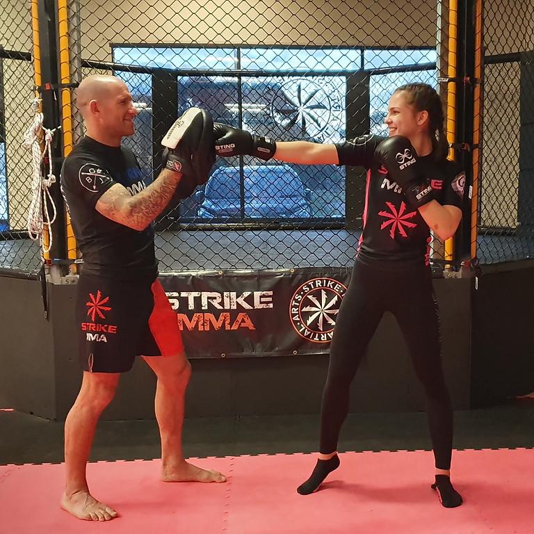Ladies Self Defense Course