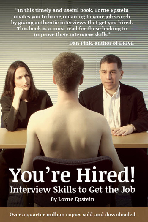 You're Hired! Interview Skills to Get the Job - PDF