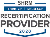SHRM Recertification Provider  CP-SCP Se