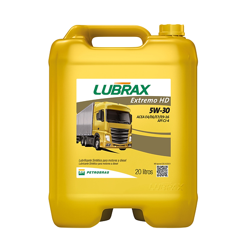 LUBRAX EXTREMO HD 5W-30