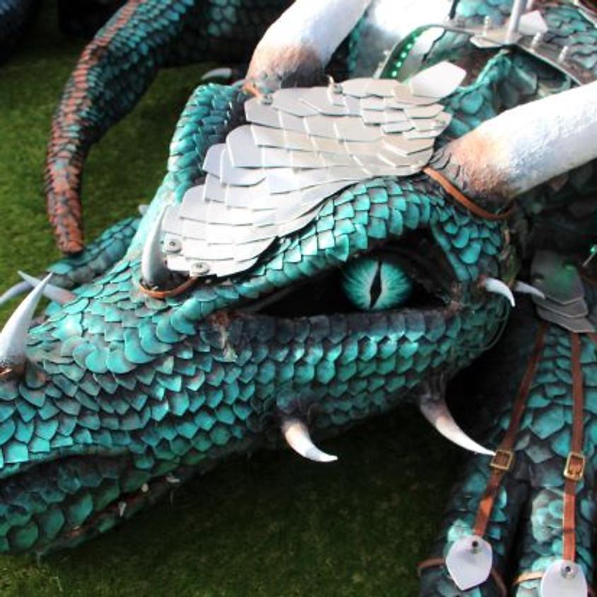Cornwall Comic Con and Gaming Festival / Enchanted World