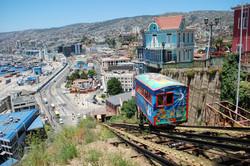Ascensores de Valparaíso