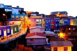 Valparaíso al atardecer. Tour