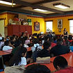 St. Charles Mission School at San Carlos