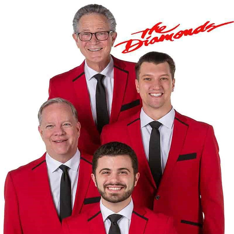 The Diamonds - Silver Bells Holiday Show