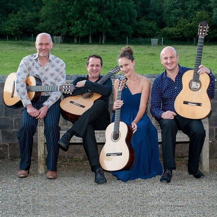 VIDA Guitar Quartet