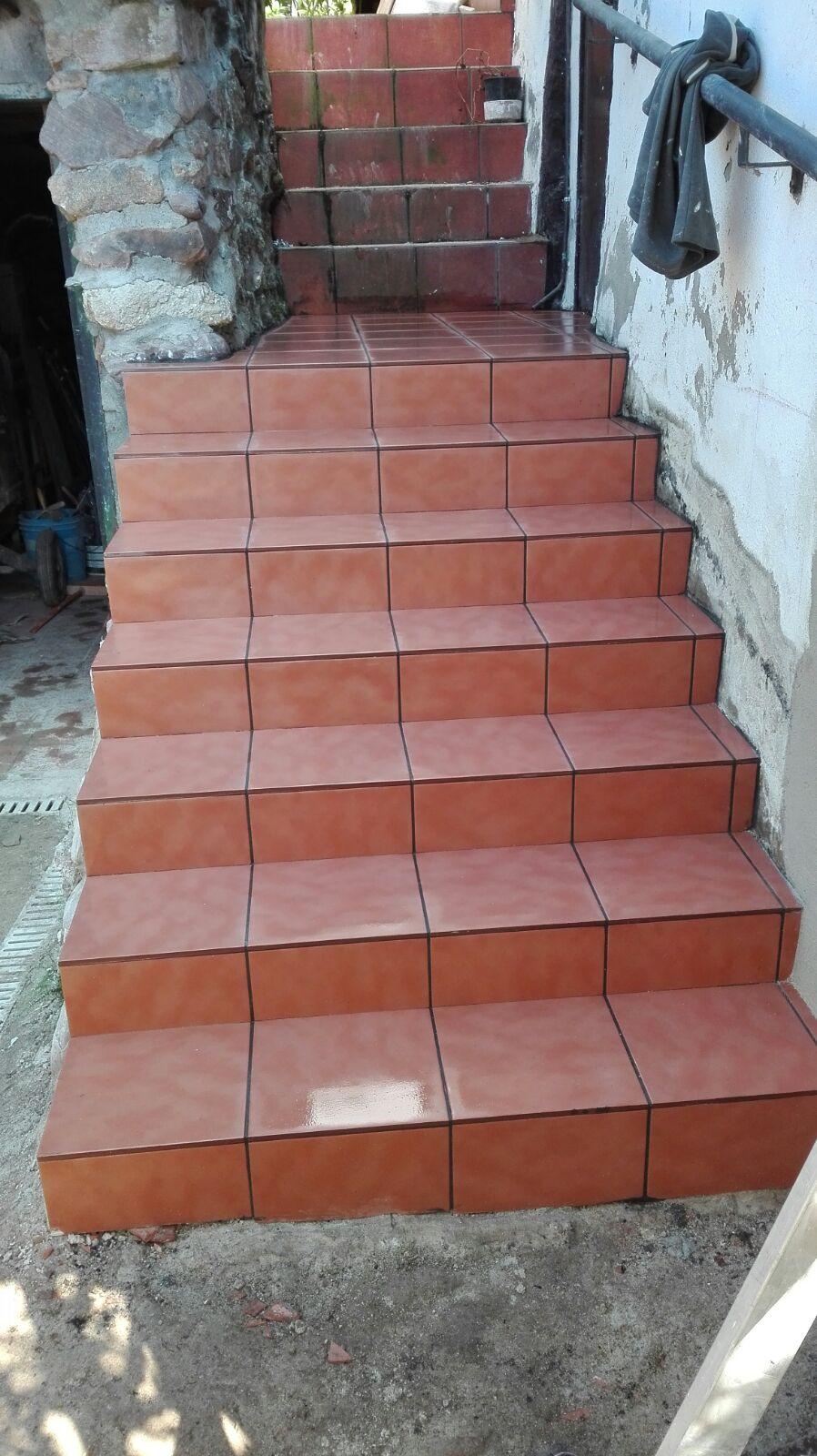 Escalera nueva Andoain
