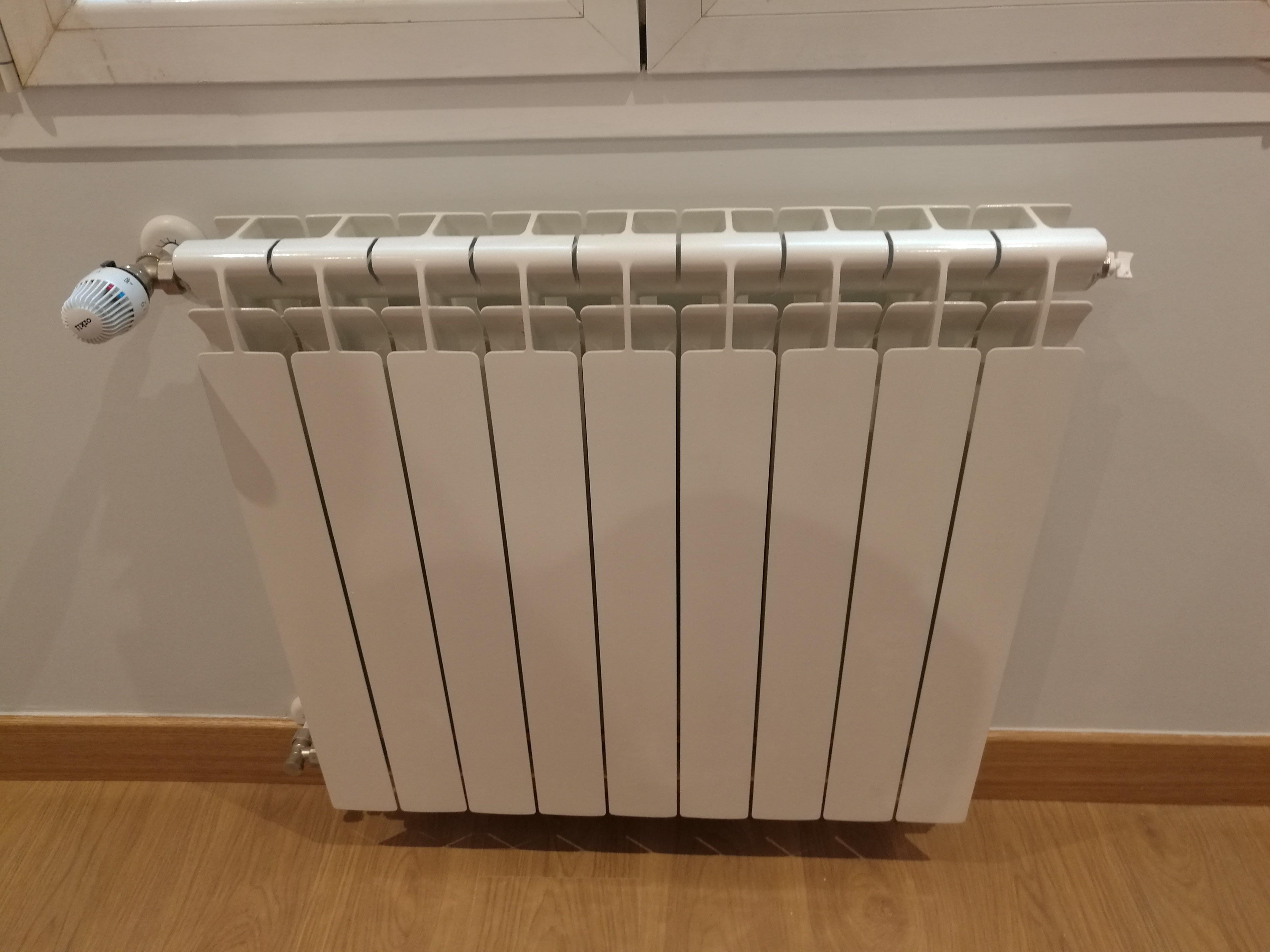 Calefacción en Pasaia
