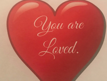 February #YouAreLOVED drive