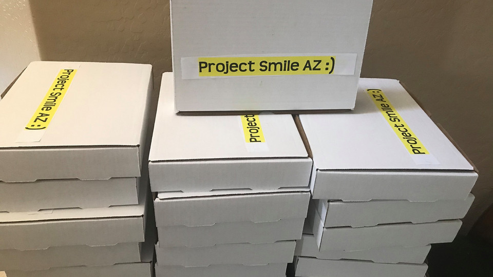 Project Smile AZ kits