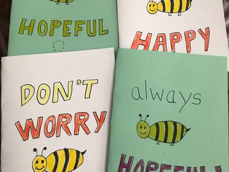 Celebrate Cancer Survivor month with Hope cards