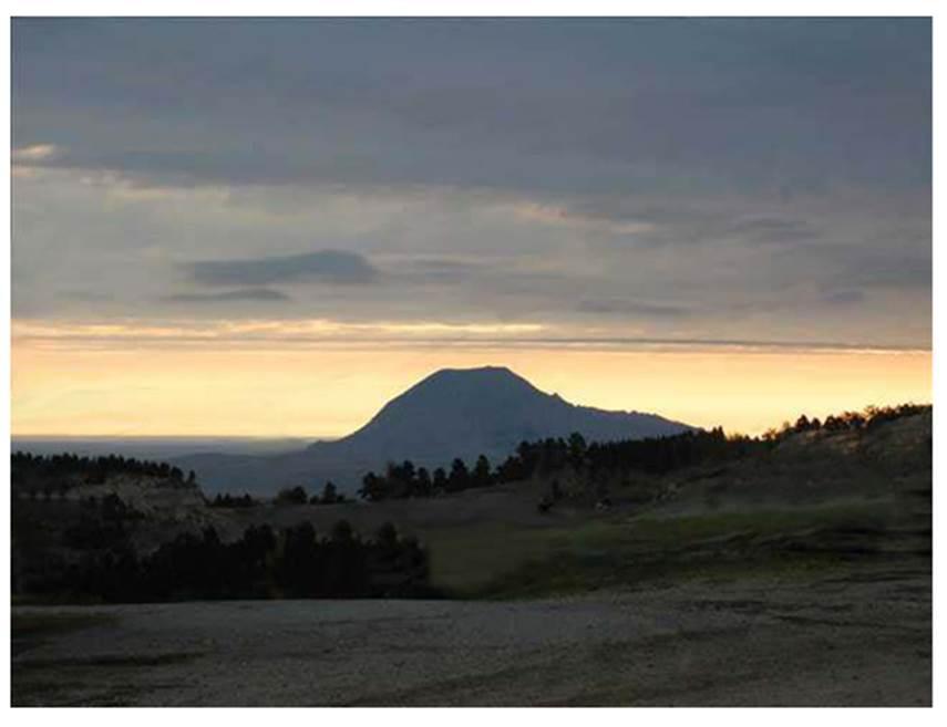 Bear Butte State Park
