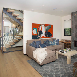 Modern Santa Barbara Home