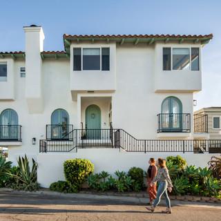 Transitional Beach House, Hollywod Beach