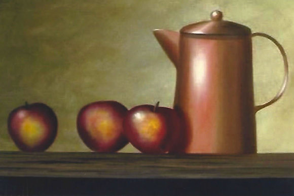 """Classic Still Life"" Painting Packet"