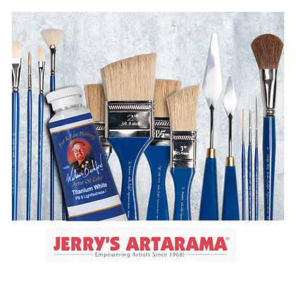 Wilson Bickford Painting Supplies at Jerry's Artarama