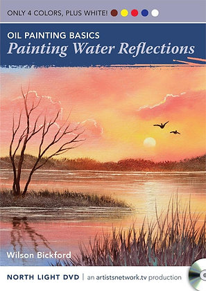 "North Light DVD ""Painting Water Reflections"""