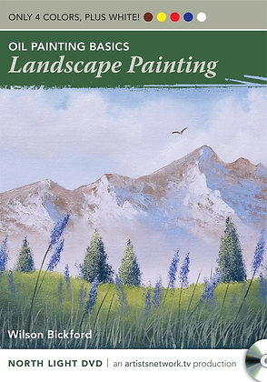 "North Light DVD ""Landscape Painting"""