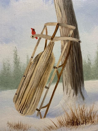 """""""Days Gone By"""" Painting Packet"""