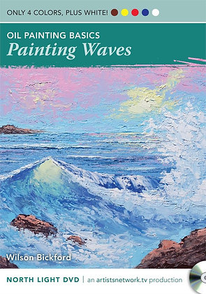 "North Light DVD ""Painting Waves"""