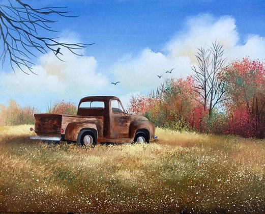 """53 Ford"" Painting Packet"