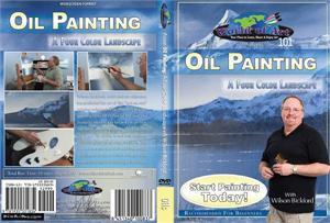 """""""A Four Color Landscape"""" DVD"""