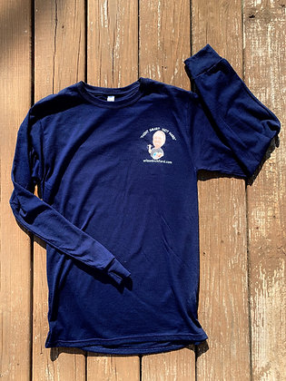 Willie's Long-Sleeved Tee (S, M, L)