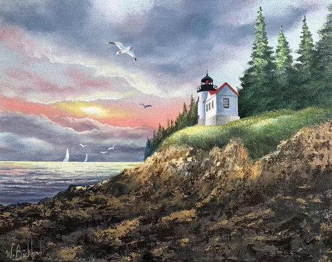 Bass Harbor Light, Maine