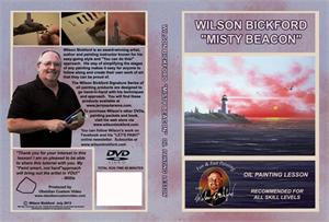 """""""Misty Beacon"""" DVD"""
