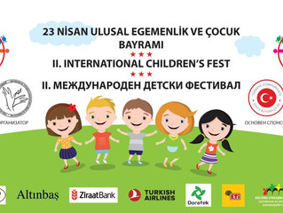 Doratek took part in the 23 April National Sovereignty and Children's Day