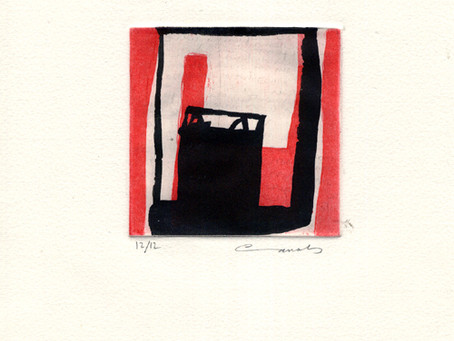 Galeria Arteria / Mini Print Internacional de Cadaques.  Igualada. Exposición de los Ganadores desde