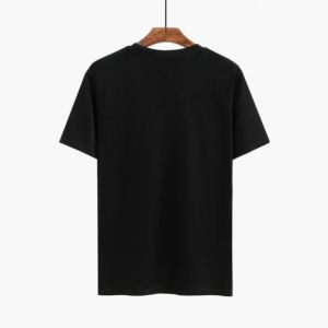 balenciaga t shirt black